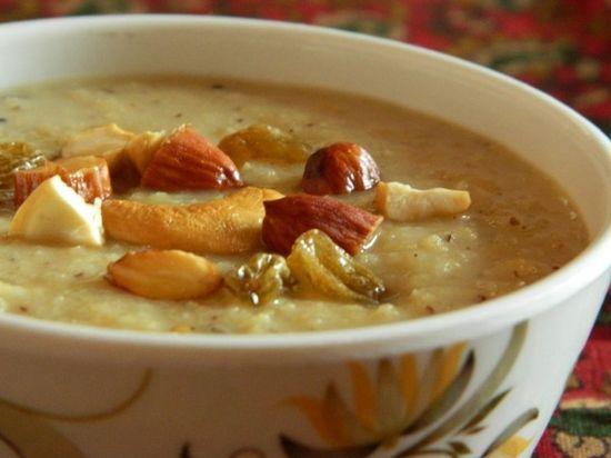 Healthy Dessert: Payasam Recipe