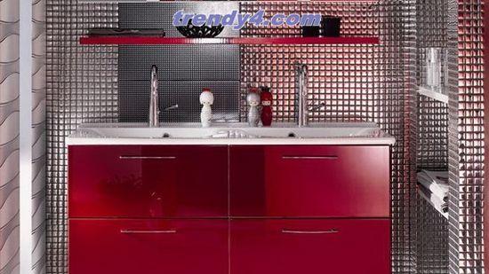 Colorful Bathroom Decorating Ideas 2014