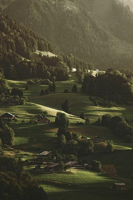 Abondance, Rhone-Alpes