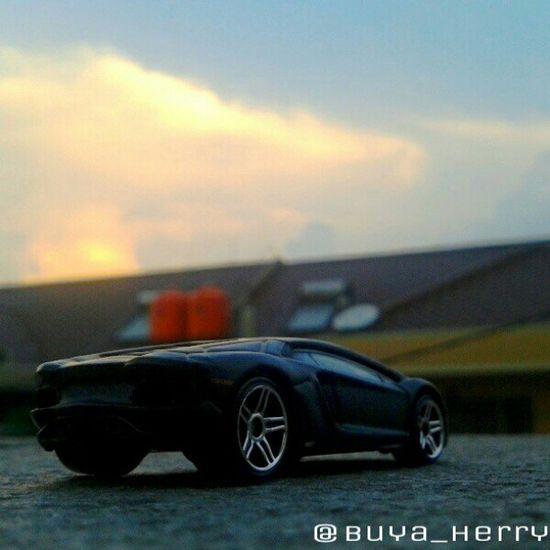 Hot Lamborghini Aventador #hotwheels