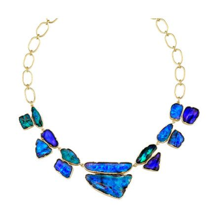 Irene Neuwirth Boulder Opal Necklace