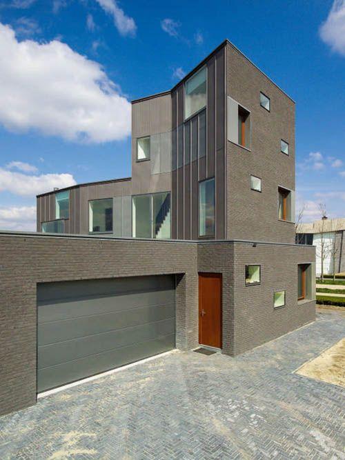 Architect Cino Zucchi Aluminum Siding Brick House Architecture Idea By Architect Cino Zucchi
