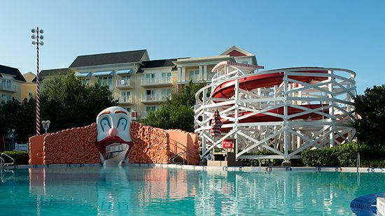 Luna Park Pool, Disney's BoardWalk Inn mailto:tami@gosee...