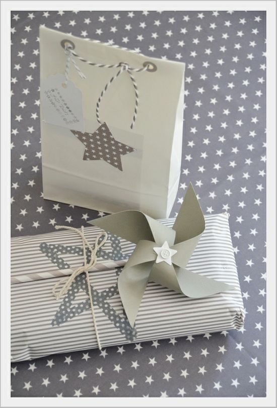 star gift wrapping ?
