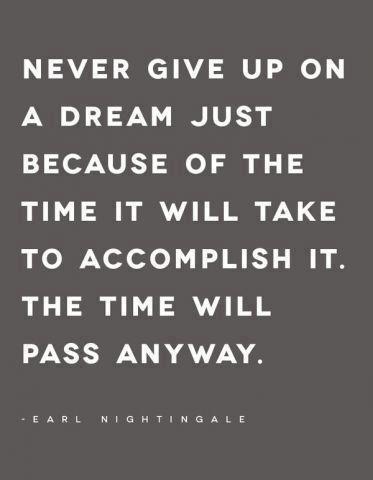 Amazing quote! And so true!