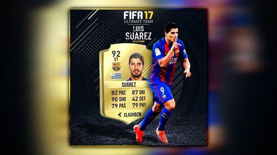 Fifa 17 - But de Sua