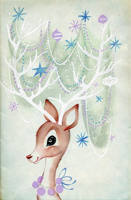 Christmas Cards ~ Vintage