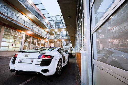 cars, audi, white sports car, luxury