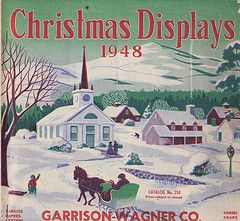 an entire CATALOG of all vintage Christmas stuff.  Click for many, many pages of goodness.
