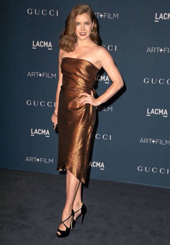 Celebrities at LACMA Art + Film Gala 2013