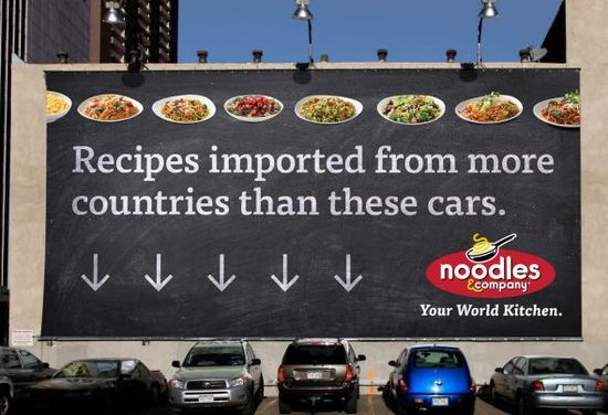 Noodles ?Company: Cars