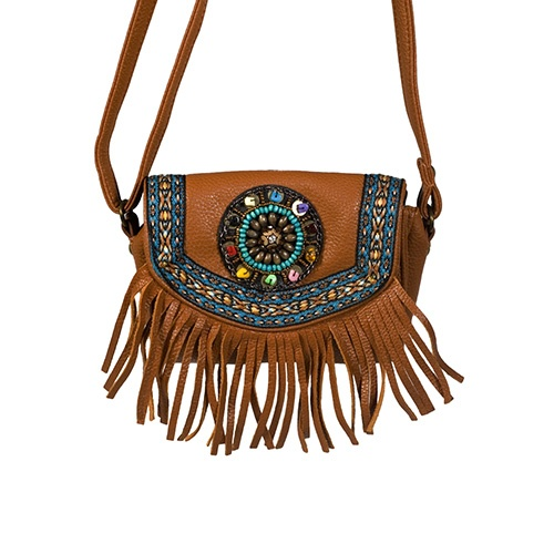 {fringe bag with beading detail} fun!