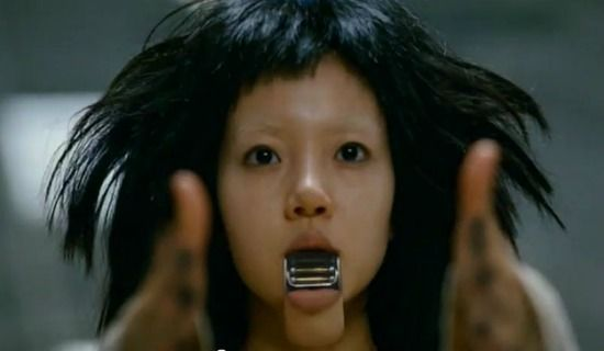 "Another Park Chan-wook film, ""I'm a Cyborg but that's Okay"""