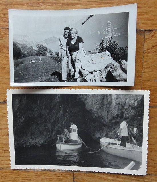 Vintage travel photos