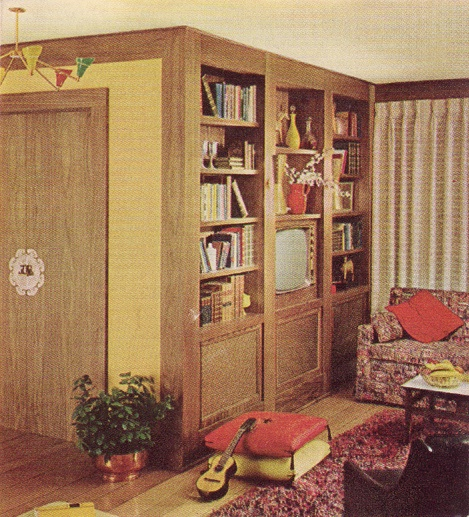 Sherwin-Williams  Home Decorator Booklet  1961 Edition