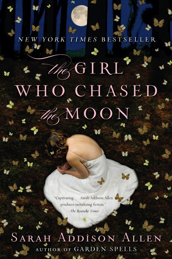 The Girl Who Chased the Moon- Barb, you might like this one!