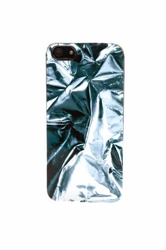 Metal Wrapper iPhone 5 Case $38