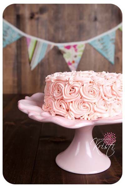 How to make Rose Cakes
