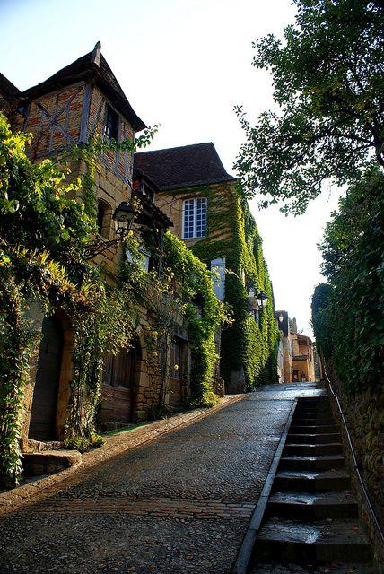 Scenic Village, Vezelay, France