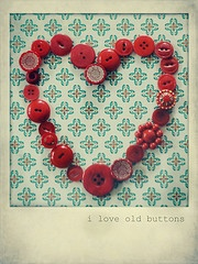 love old buttons