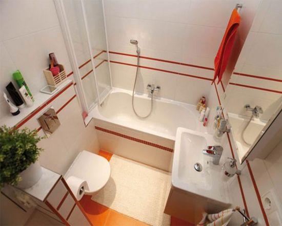 Minimalist Bathroom Design 2013