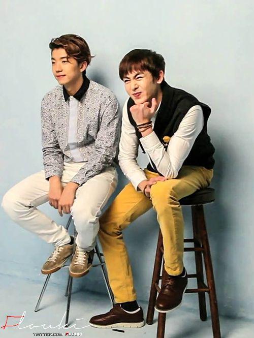 Wooyoung & Nichkhun