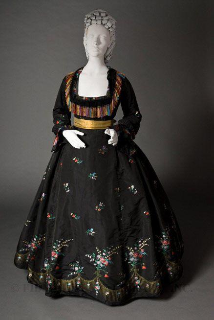 Dress  1866
