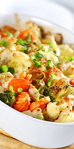 This site has ALL THE CASSEROLES. So good.