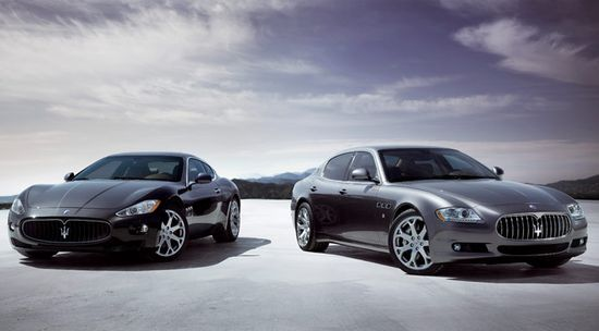 Don't you love such cute Maserati model!