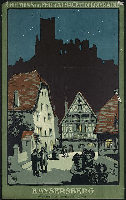 Kayserberg 1910