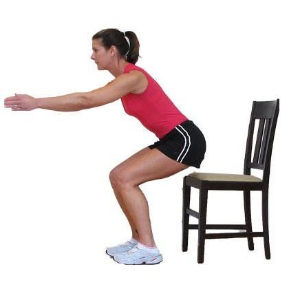 FOUR WORKOUT EXERCISES FOR WOMEN