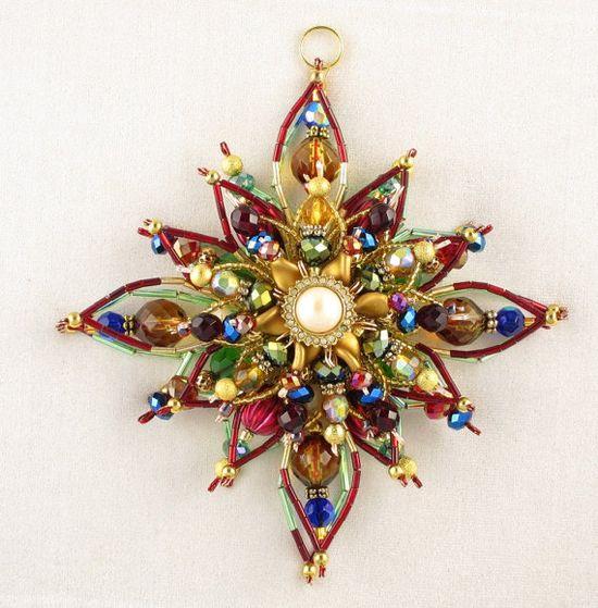 Hand made Christmas ornament!