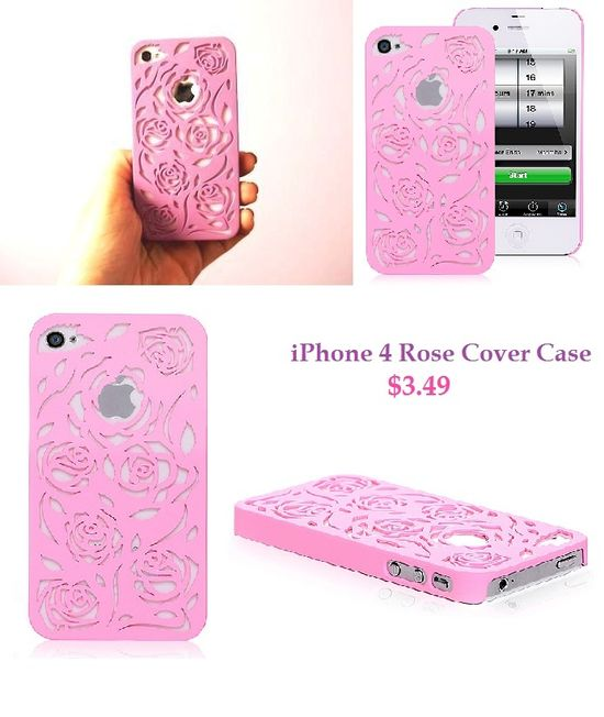 iPhone 4/4S Rose Cover Case - iPhone 4 Cases - iPhone Cases