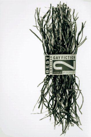 Book Cover// Best American Gay Fiction #2, by Bernanrd Cooper - Designer: John Fulbrook