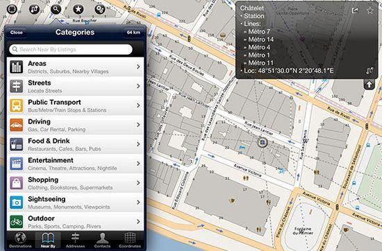 PocketEarth - App