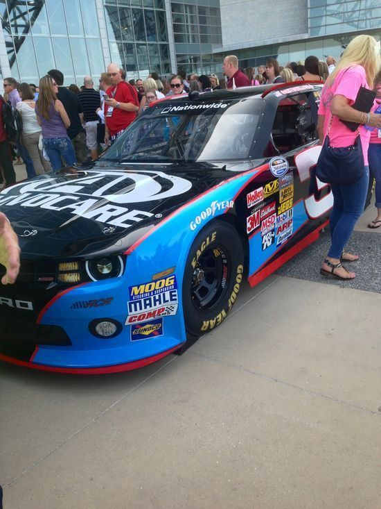 AdvoCare + NASCAR = #33 Austin Dillon. My dreams have come true! Love supporting such an amazing car and such an
