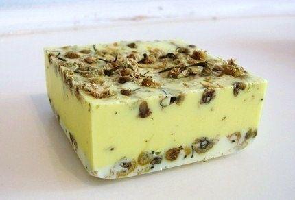 SOAP- Gardenia Chamomile Soap - Vegan handmade soap- Soap Gift via Etsy