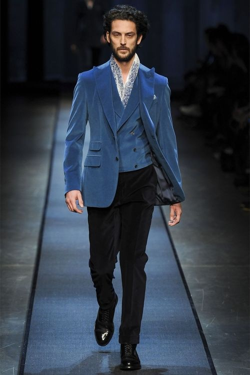 Canali Fall/Winter Men's Collection 2013.