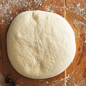 Basic Pizza Dough--Making pizza from scratch is a lot easier than you think! Start with this basic pizza dough recipe.