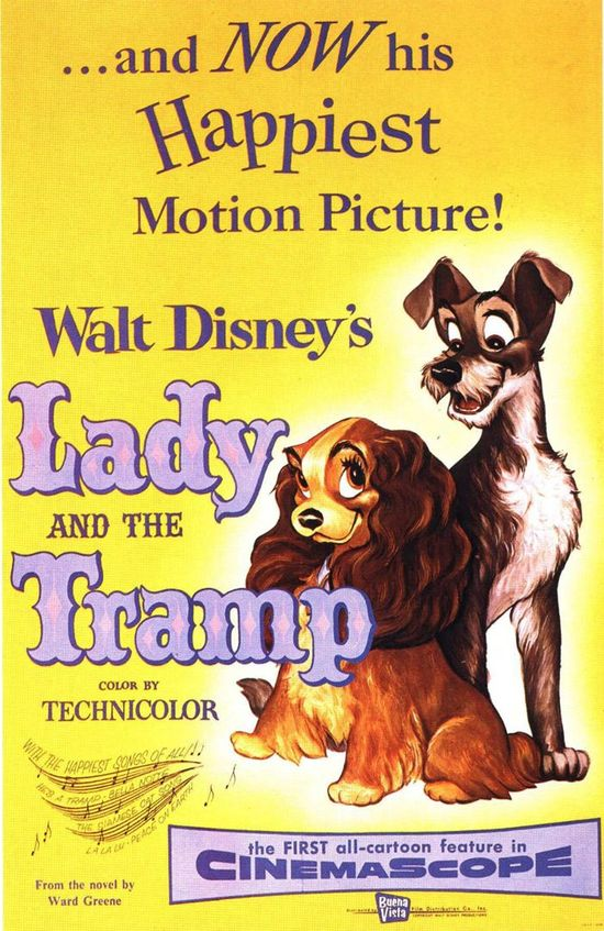 *LADY AND THE TRAMP