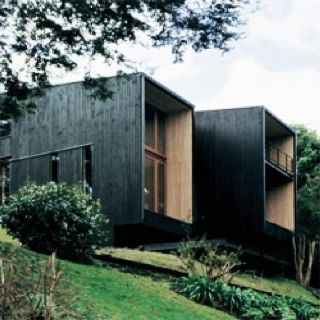 Black house again....