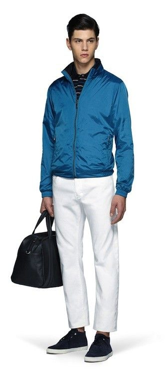 Zegna Sport Men, Spring-Summer 2013 Lookbook: The Most Chic Sporty Ever Seen ~ Men Chic- Men's Fashion and Lifestyle Online Magazine