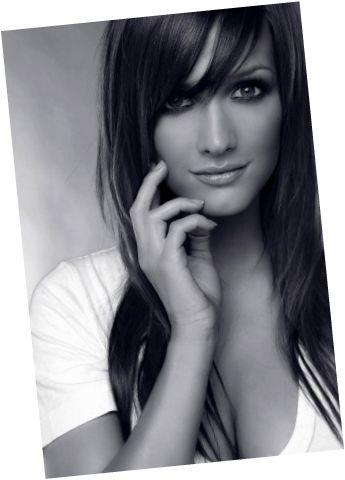 I want her bangs!