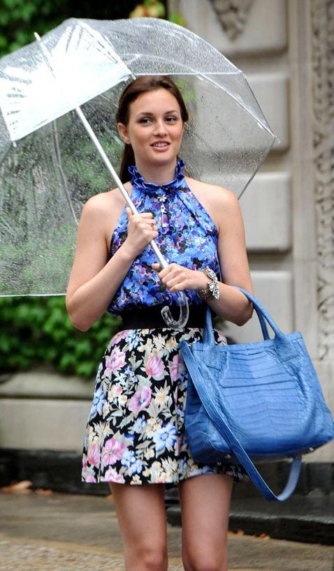 leighton meester in #gossipgirl #Glamour #DIY #FASHION