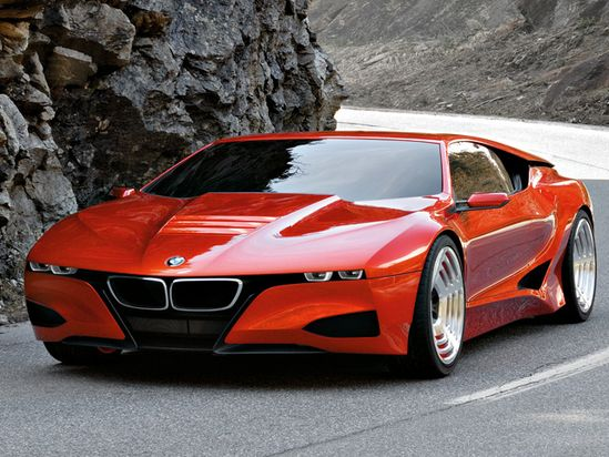 2016 BMW M8 Supercar.