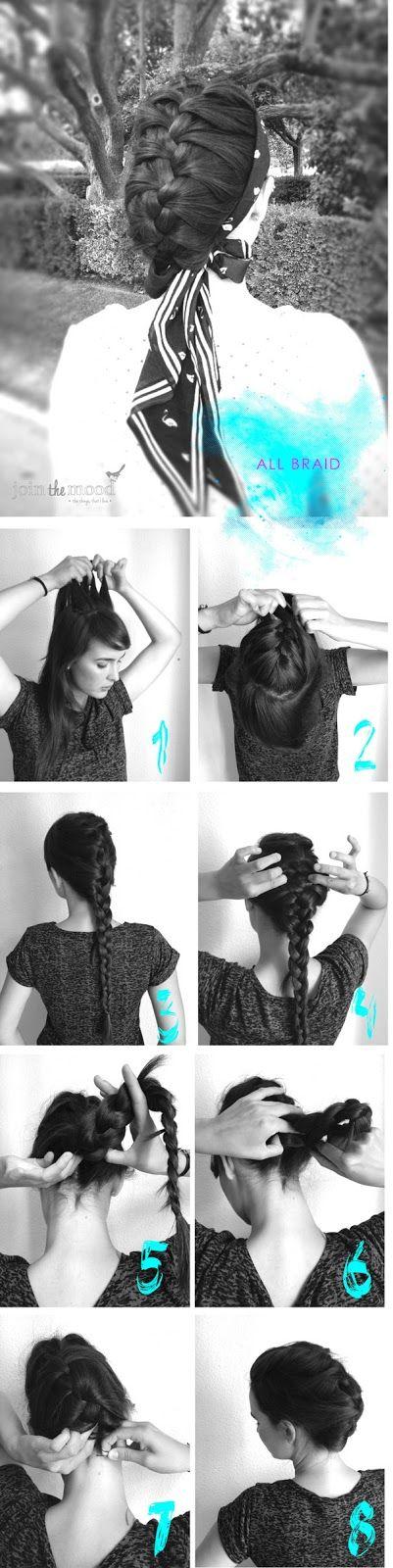 All Braid Hairstyles