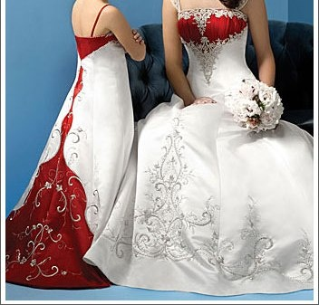 I have always wanted my daughters flower girl dress to match my wedding dress. HOW beautiful are these? Love them!