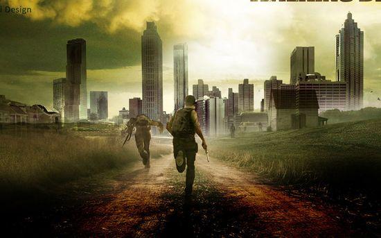 Walking Dead Desktop Wallpaper