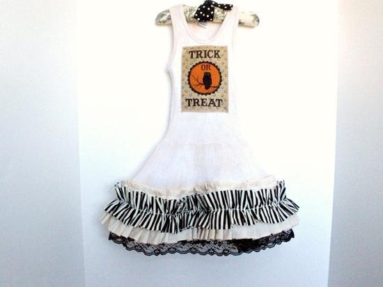 CUTEST HALLOWEEN DRESS EVER!!