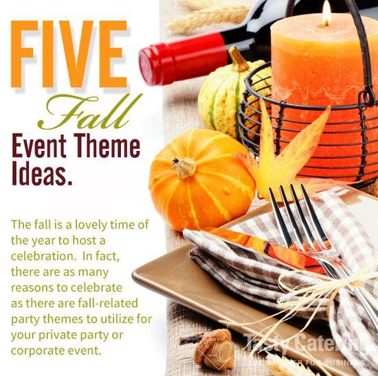 5 Fall Party Ideas